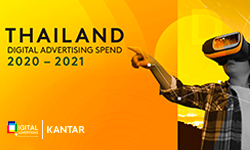 Press Report Thailand Digital Advertising Spend 2020 - 2021