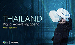 Press Report Thailand Digital Advertising Spend